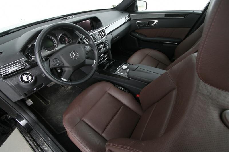 (Mercedes Benz E-Class)