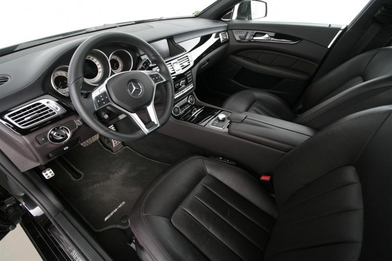 (Mercedes Benz CLS 350 CDI)