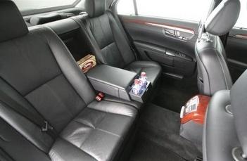 (Mercedes Benz S-class)