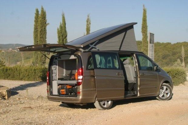vespro car mercedes benz viano marco polo 3 0. Black Bedroom Furniture Sets. Home Design Ideas