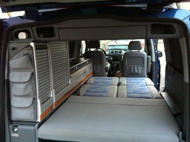 vespro car mercedes benz viano marco polo 3 0. Black Bedroom Furniture Sets. Home Design Ideas